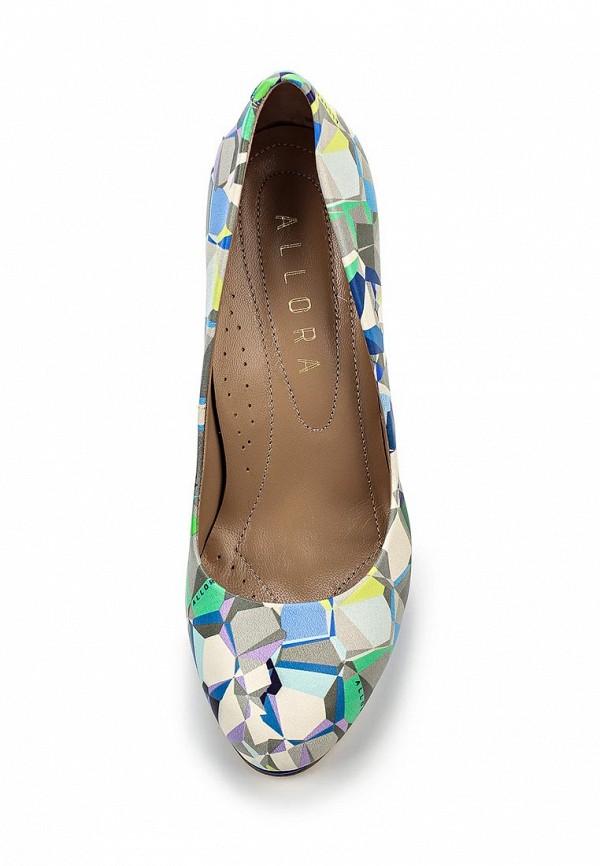 Туфли на каблуке Allora A1S16104: изображение 7