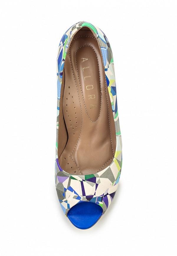 Туфли на каблуке Allora A1S16104: изображение 8