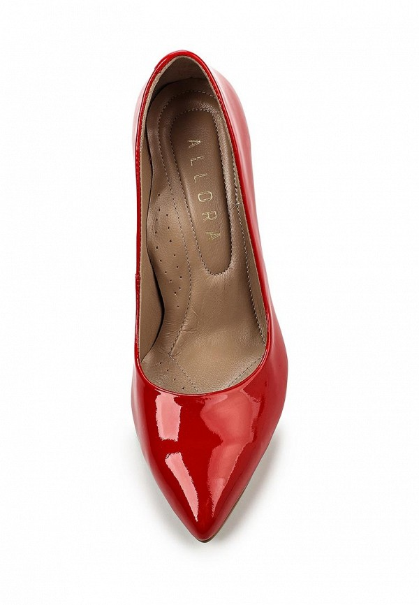 Туфли на каблуке Allora A1S16105: изображение 4
