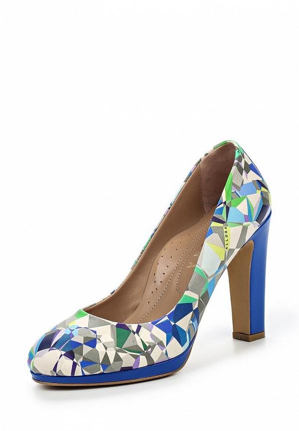 Туфли на каблуке Allora A1S16-1503