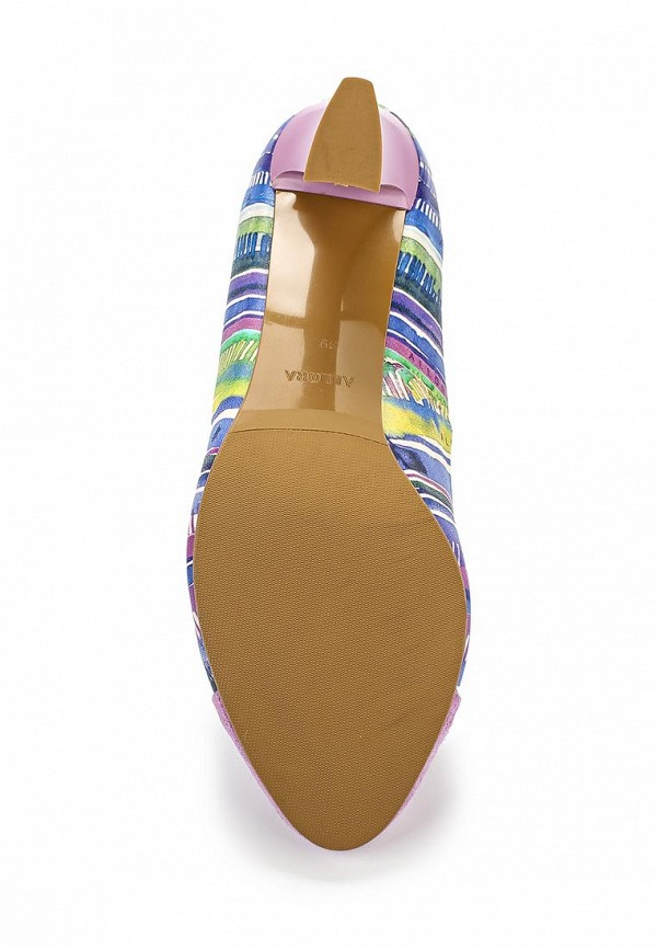 Туфли на каблуке Allora A1S16-5103: изображение 3