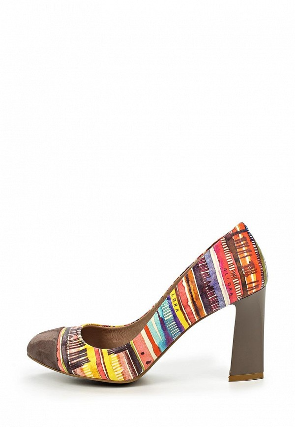 Туфли на каблуке Allora A1S16-5103: изображение 6