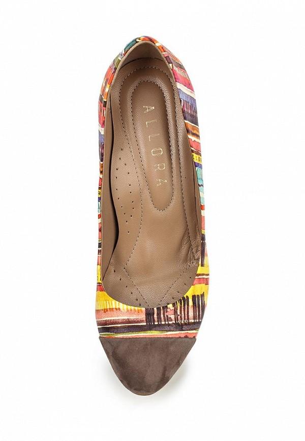 Туфли на каблуке Allora A1S16-5103: изображение 8