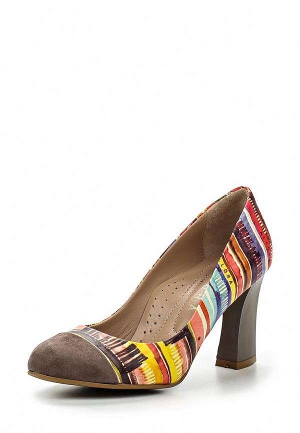 Туфли на каблуке Allora A1S16-5103: изображение 1