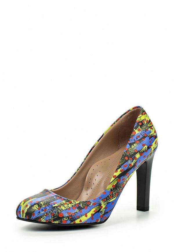 Туфли на каблуке Allora A1S16-5103: изображение 2