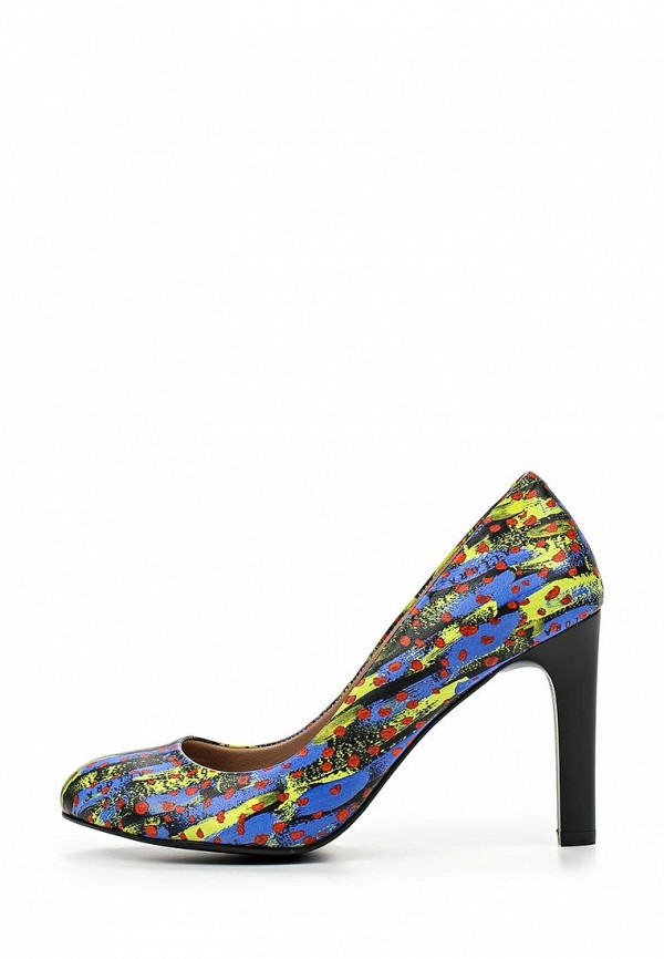 Туфли на каблуке Allora A1S16-5103: изображение 4