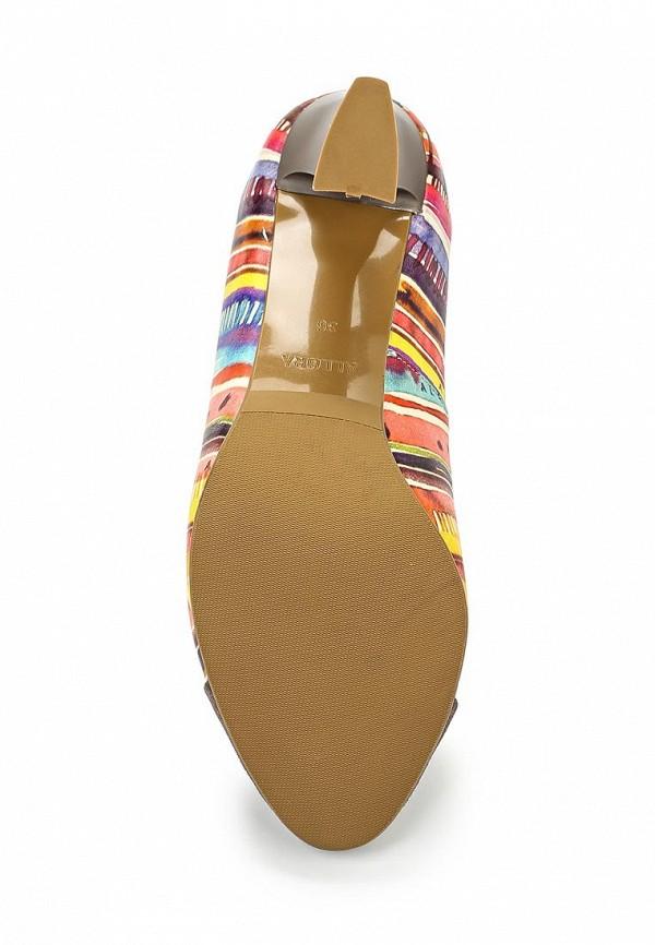 Туфли на каблуке Allora A1S16-5103: изображение 5