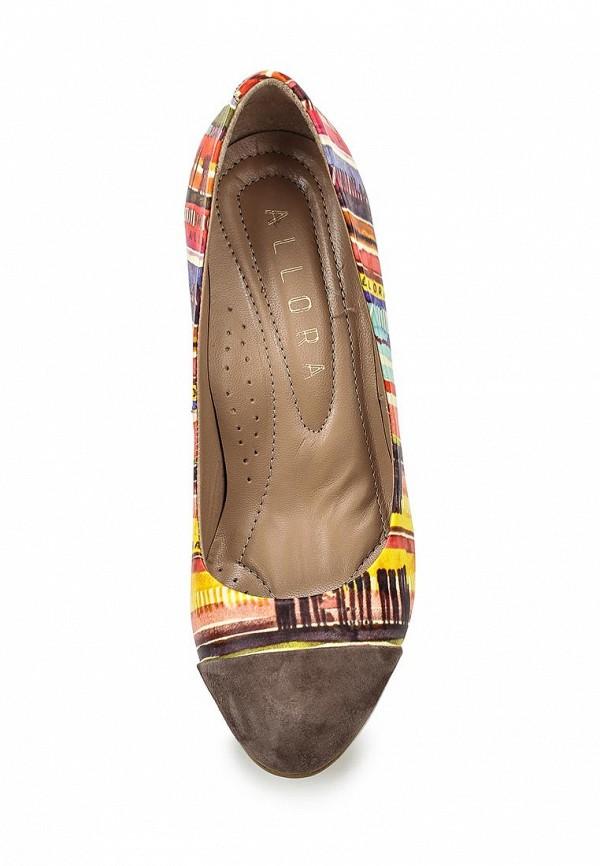 Туфли на каблуке Allora A1S16-5103: изображение 7