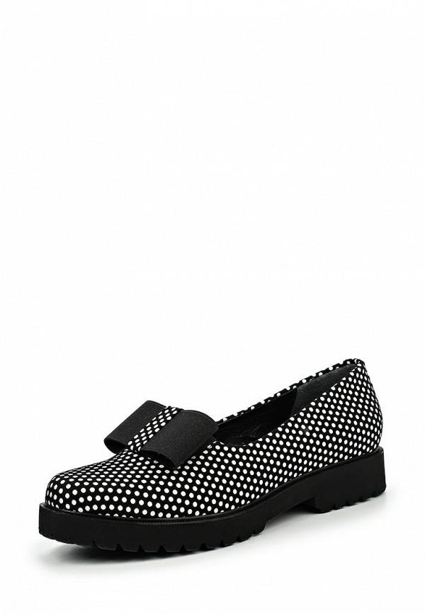Туфли на плоской подошве Allora A2S16102: изображение 1