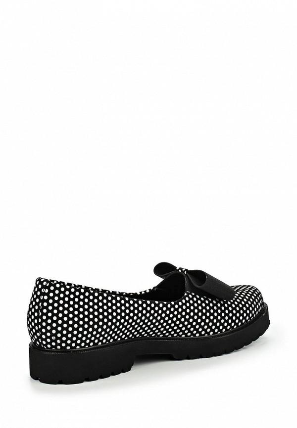 Туфли на плоской подошве Allora A2S16102: изображение 2
