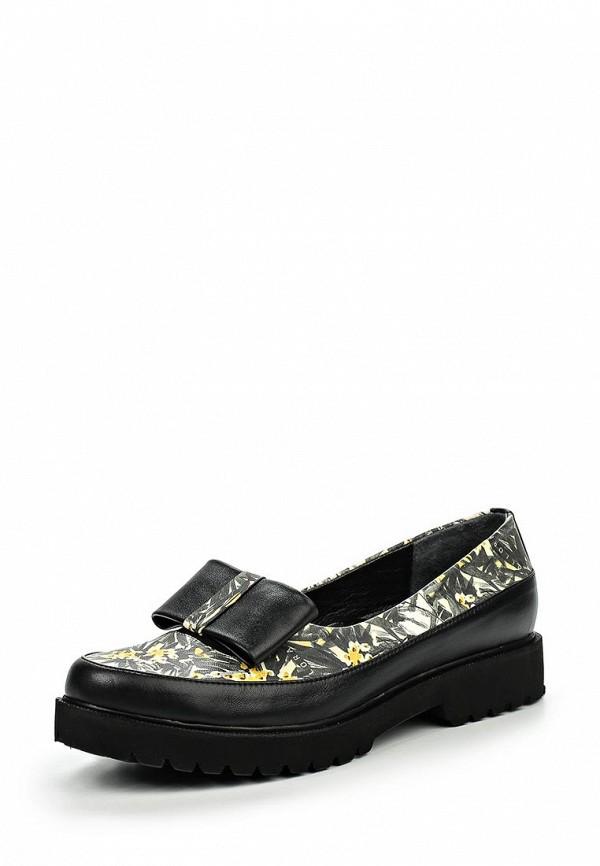 Туфли на плоской подошве Allora A2S16102