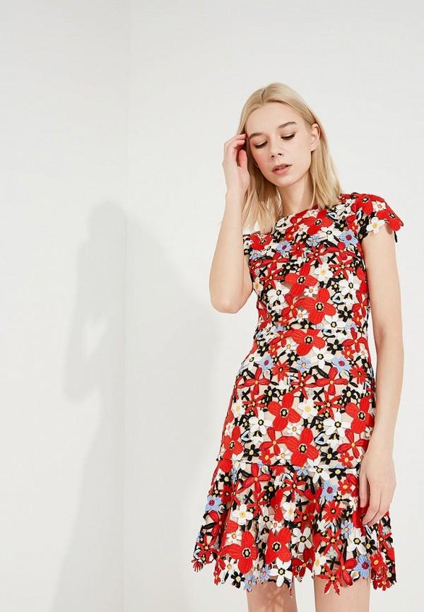Платье Alice + Olivia Alice + Olivia AL054EWYZD61 женское платье alice olivia q01541915 alice olivia