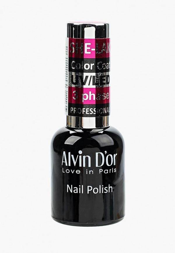 Гель-лак для ногтей Alvin D'or Alvin D'or AL057LWAYRC0 лак для ногтей alvin d or alvin d or al057lwayra7