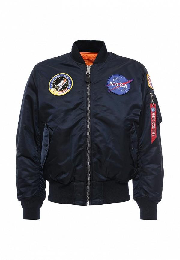 Куртка Alpha Industries 199.MJM21093C1..Replica Blue: изображение 1