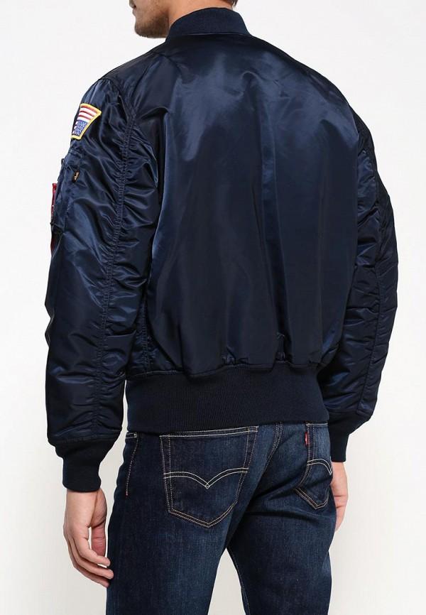 Куртка Alpha Industries 199.MJM21093C1..Replica Blue: изображение 5