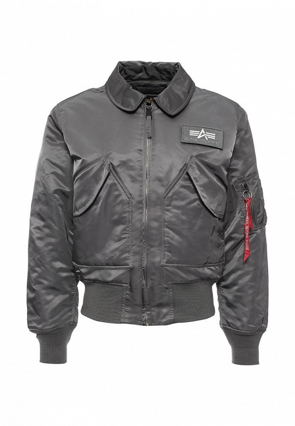 Пуховик Alpha Industries 199.MJC22000C1..Gun Metal
