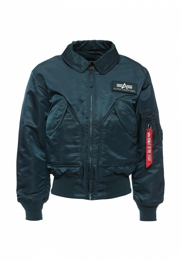 Пуховик Alpha Industries 199.MJC22000C1..Navy