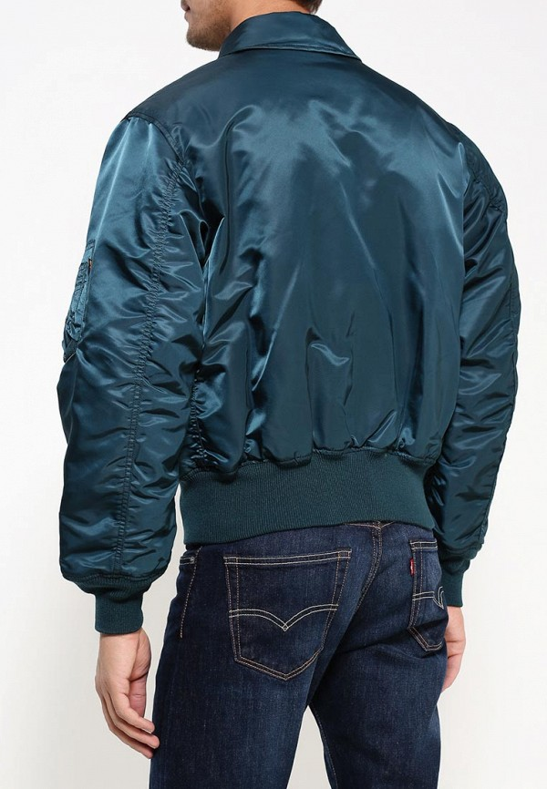 Пуховик Alpha Industries (Альфа Индастриз) 199.MJC22000C1..Navy: изображение 4