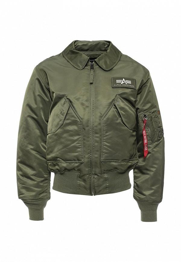 Куртка Alpha Industries (Альфа Индастриз) 199.MJC22000C1..Sage: изображение 1