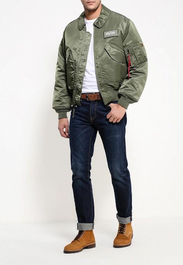 Куртка Alpha Industries (Альфа Индастриз) 199.MJC22000C1..Sage: изображение 2