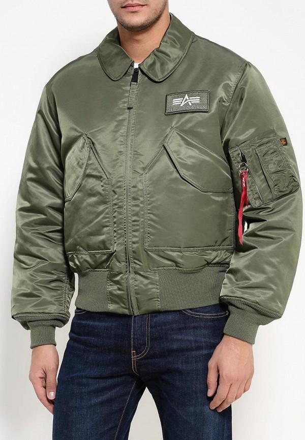 Куртка Alpha Industries (Альфа Индастриз) 199.MJC22000C1..Sage: изображение 3