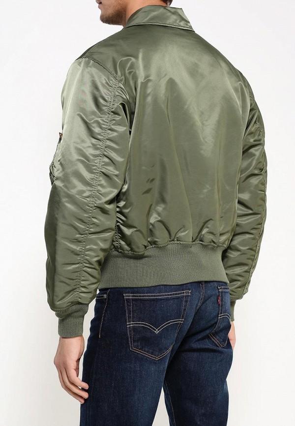 Куртка Alpha Industries (Альфа Индастриз) 199.MJC22000C1..Sage: изображение 4