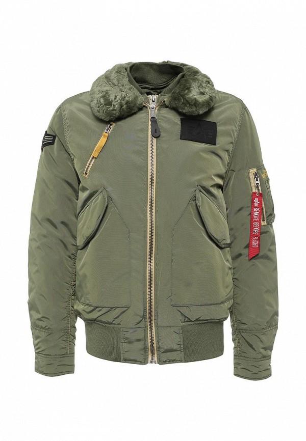 Куртка Alpha Industries 199.MJB44506C1..Sage: изображение 1