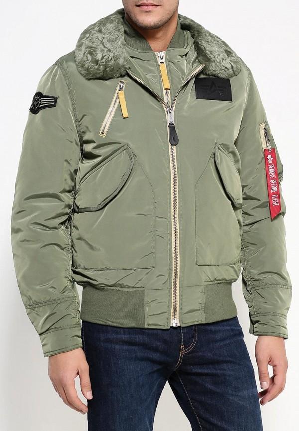 Куртка Alpha Industries 199.MJB44506C1..Sage: изображение 3