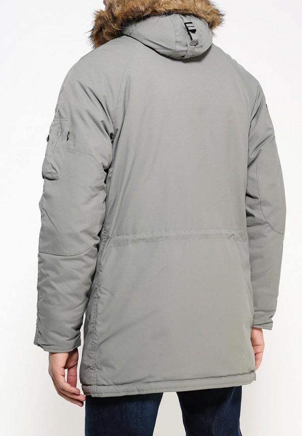 Утепленная куртка Alpha Industries (Альфа Индастриз) 199.MJA43917C1..ALASKA GREEN: изображение 4