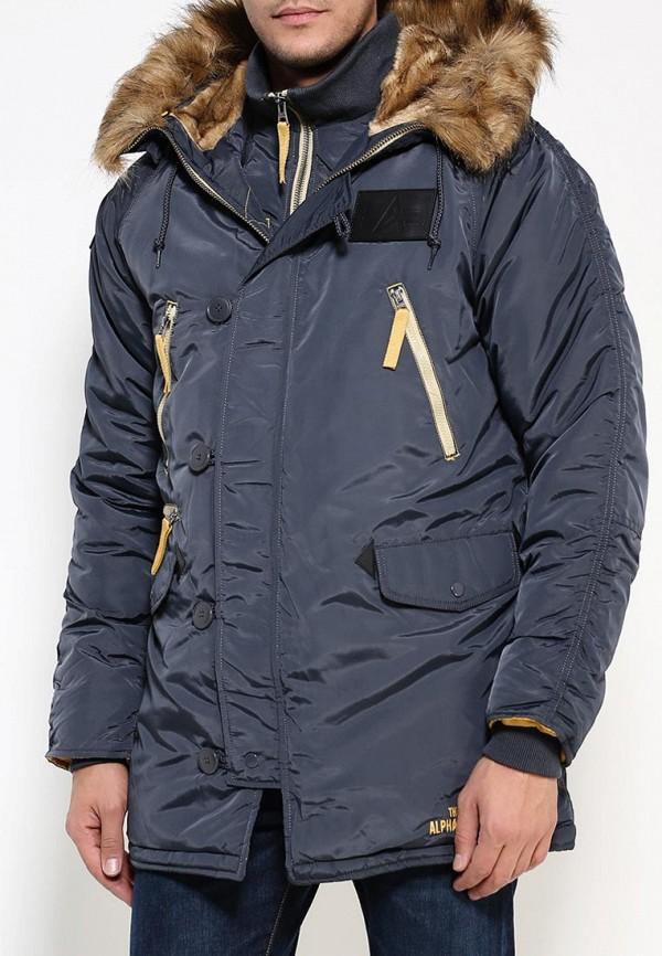 Утепленная куртка Alpha Industries 199.MJN44512C1..Steel Blue: изображение 3