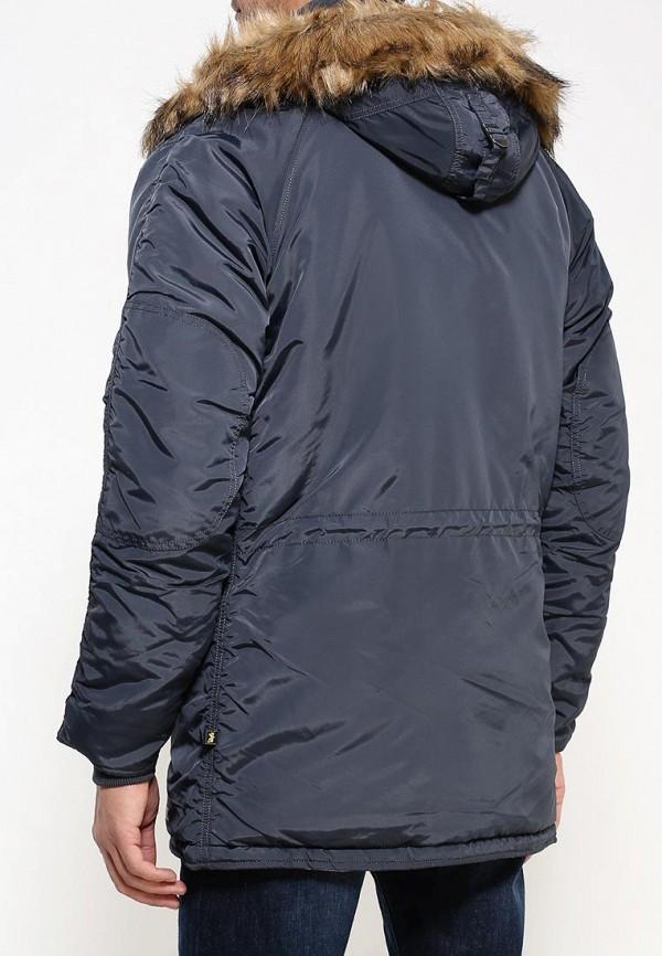 Утепленная куртка Alpha Industries 199.MJN44512C1..Steel Blue: изображение 4
