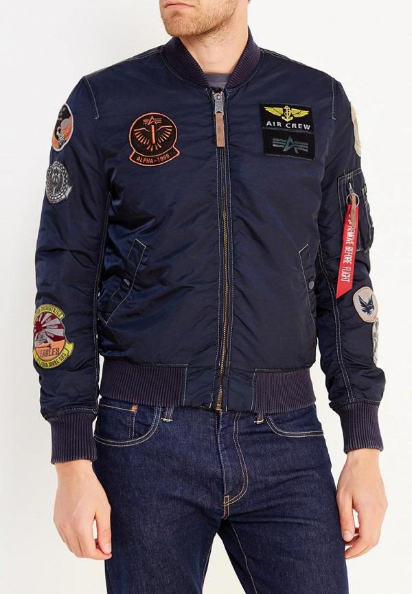 все цены на Куртка утепленная Alpha Industries Alpha Industries AL507EMUHK98 онлайн