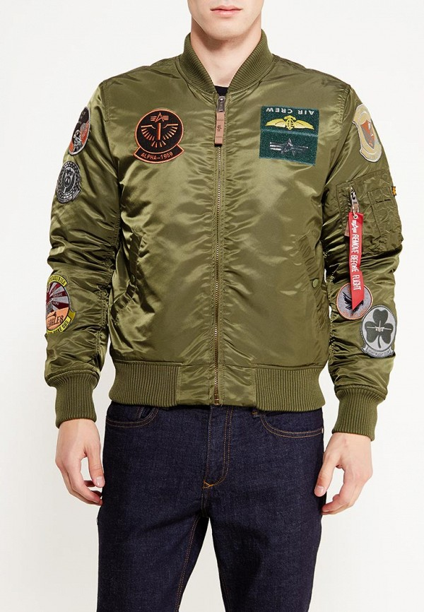 Куртка Alpha Industries Alpha Industries AL507EMUHK99 цена и фото