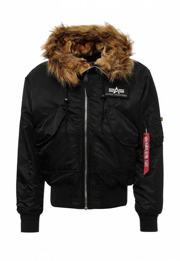 Куртка утепленная Alpha Industries Alpha Industries AL507EMUHL10 one by alpha industries свободная куртка souvenir с изображением тигров