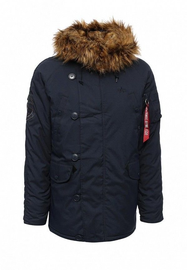 цена Куртка утепленная Alpha Industries Alpha Industries AL507EMUHL17