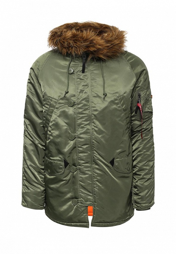 Куртка утепленная Alpha Industries Alpha Industries AL507EMUHL20 alpha