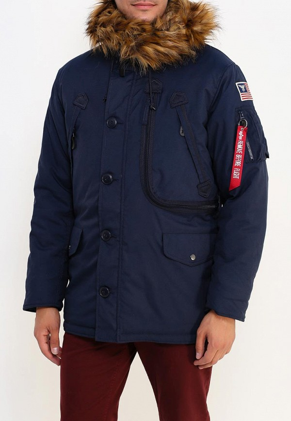 Куртка утепленная Alpha Industries Alpha Industries AL507EMUHL23 куртка утепленная alpha industries alpha industries al507emuhl18