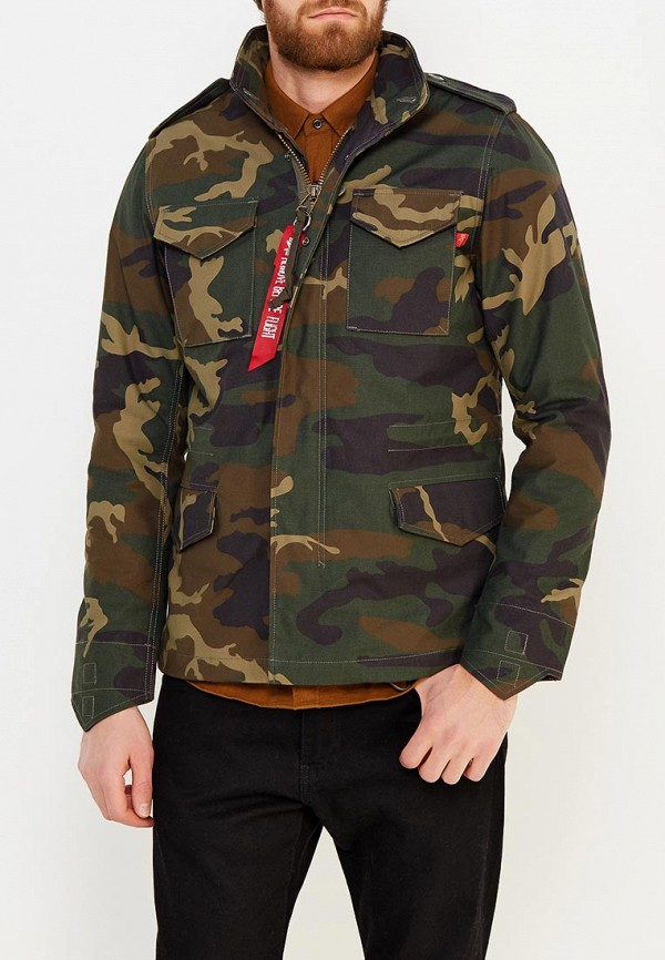 Куртка утепленная Alpha Industries Alpha Industries AL507EMUHN28
