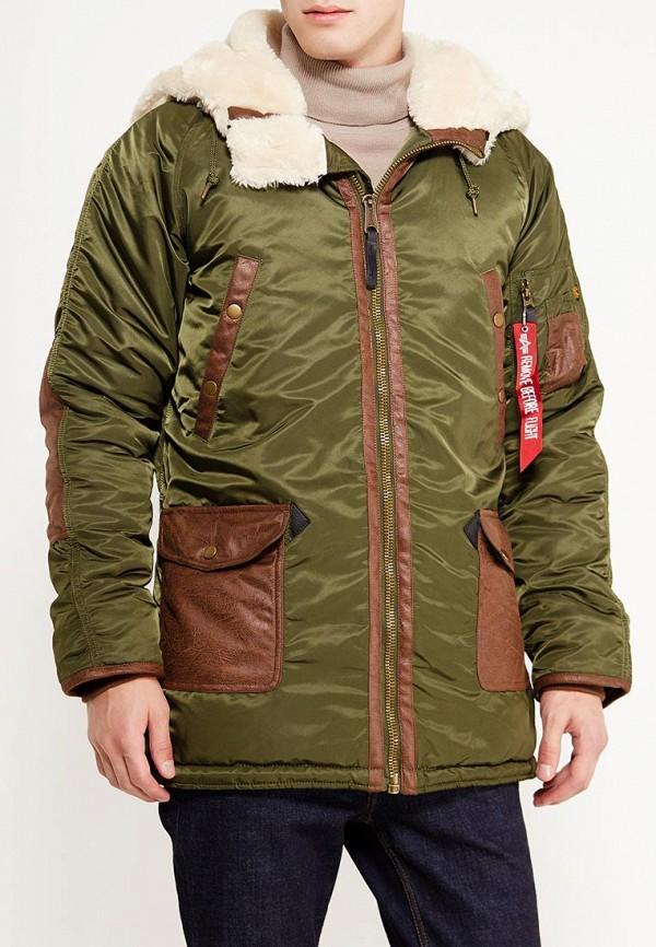 все цены на Куртка утепленная Alpha Industries Alpha Industries AL507EMUHN30 онлайн