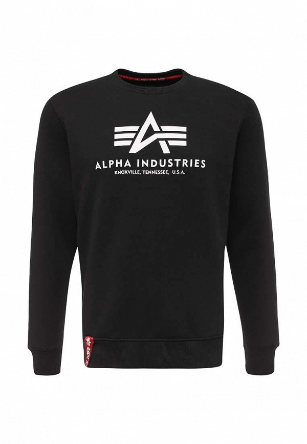 Свитшот Alpha Industries 2018