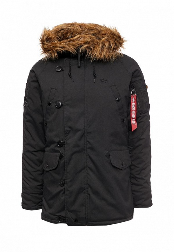 Куртка утепленная Alpha Industries Alpha Industries AL507EMUHN53 alpha