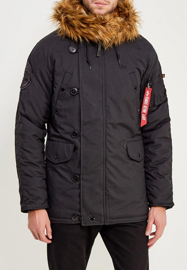 Куртка утепленная Alpha Industries Alpha Industries AL507EMUHN53 куртка утепленная alpha industries alpha industries al507emuhl18