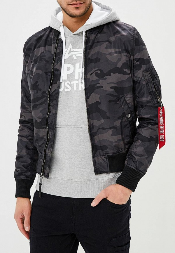 Куртка Alpha Industries Alpha Industries AL507EMZZR26 куртка утепленная alpha industries alpha industries al507emuhl18