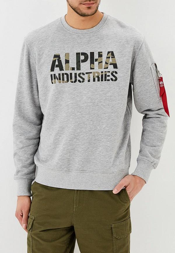Свитшот Alpha Industries Alpha Industries AL507EMZZR41 m65 alpha industries харьков