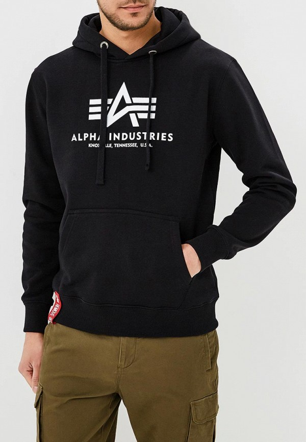 Худи Alpha Industries Alpha Industries AL507EMZZR45 цена и фото