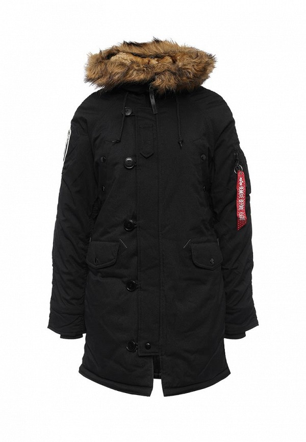 Парка Alpha Industries 199.WJA44503C1..BLACK