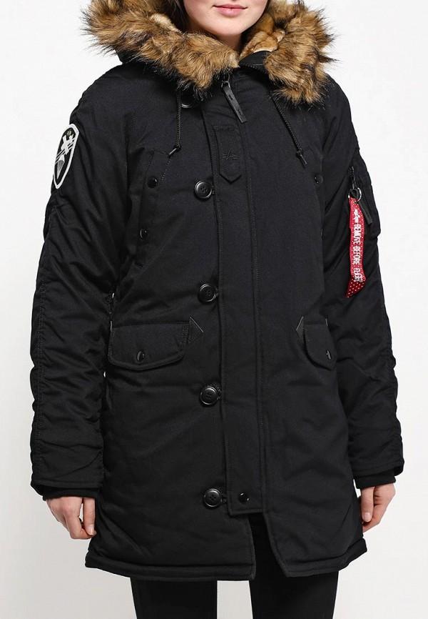 Куртка Alpha Industries 199.WJA44503C1..BLACK: изображение 3