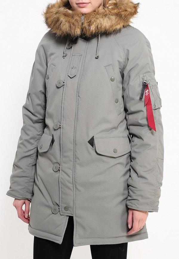 Куртка Alpha Industries 199.WJA44503C1..ALASKA GREEN: изображение 3
