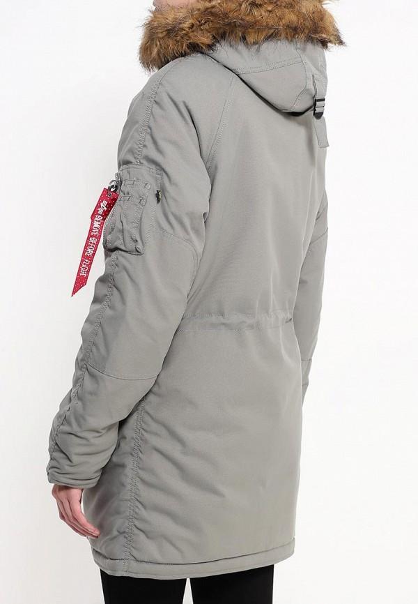 Куртка Alpha Industries 199.WJA44503C1..ALASKA GREEN: изображение 4