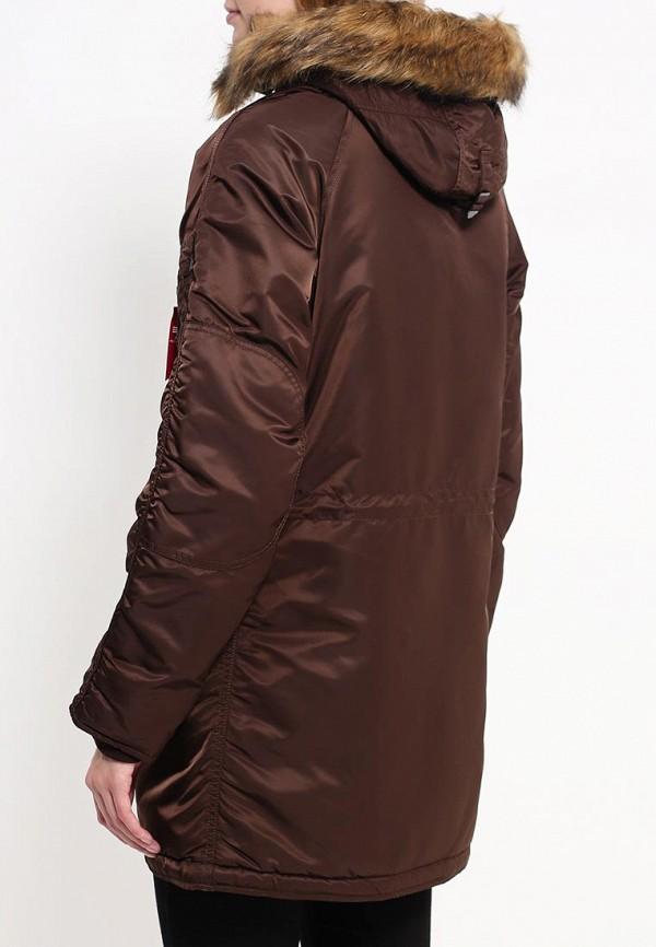 Куртка Alpha Industries (Альфа Индастриз) 199.WJN44502C1..COCOA: изображение 4